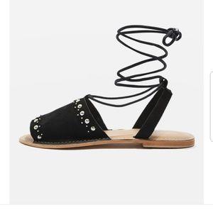 Topshop sandals!